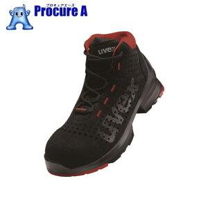 UVEX ブーツ ブラック 28.5CM8547.544▼149-4494UVEX社