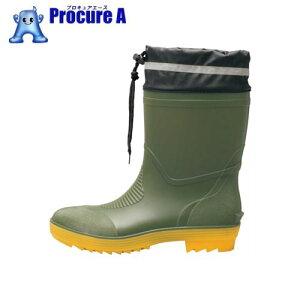 ジーベック ショート丈安全長靴85763−64−M 85763-64-M ▼836-6121 (株)ジーベック