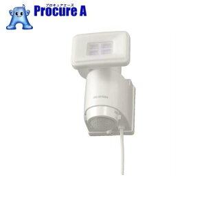 IRIS AC式LED防犯センサーライト LSL-ACSN-600 ▼207-1599 アイリスオーヤマ(株)