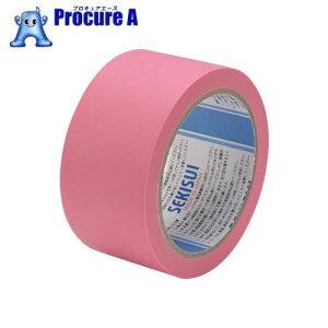 積水 養生テープ スマートカットテープFILM 50×25m ピンク N833P03 ▼836-4030 積水化学工業(株)