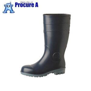 ミドリ安全 安全長靴 NW1000ブルー静電 26.5cm NW1000S-BL-26.5 ▼194-8965 ミドリ安全(株)