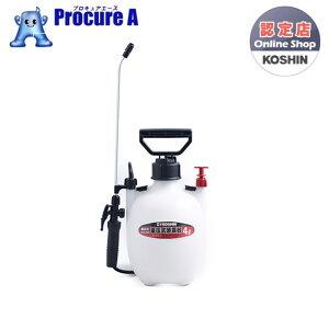 KOSHIN 蓄圧式噴霧器 ミスターオート 4LHS401E▼ko591-0408885(株)工進【代引決済不可】
