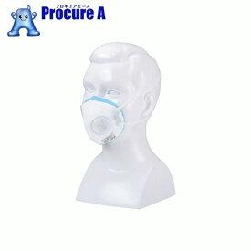 シゲマツ 使い捨て式防じんマスク DD11V−S2−2  フック式 (10枚入) 13553 ▼816-7586 (株)重松製作所