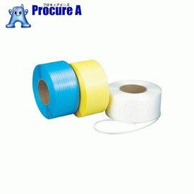 積水 PPバンド15×2500R−黄色 15RX-Y ▼798-2071 積水樹脂(株)