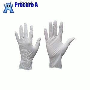 トワロン 【一時受注停止】使い捨て手袋 天然ゴム極うす手袋 粉付 M (100枚入)291M▼824-6018(株)東和コーポレーション