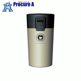 アスベル 真空断熱携帯タンブラー TL290 ゴールド 325052 ▼861-0229 アスベル(株)