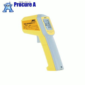 A&D 放射温度計(レーザーマーカーつき) AD5619 480-8371[5692][APA] (株)エー・アンド・デイ