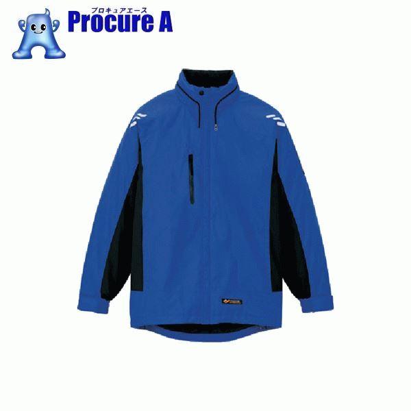 アイトス 光電子軽防寒ジャケット ブルー M AZ-6169-006-M ▼469-0435 アイトス(株)