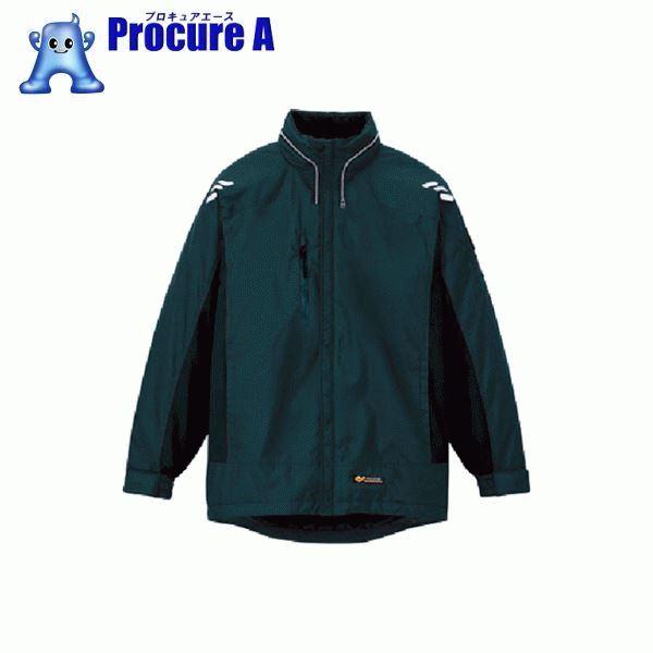 アイトス 光電子軽防寒ジャケット ブラック M AZ-6169-010-M ▼469-0532 アイトス(株)
