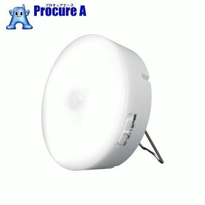 IRIS 乾電池式LED屋内センサーライト ホワイト マルチタイプ 昼白色 BSL40MN-W ▼495-3134 アイリスオーヤマ(株) LED事業本部