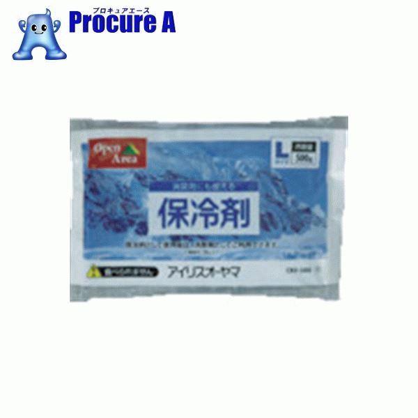 IRIS 保冷剤ソフト CKF−500 CKF-500 ▼413-0341 アイリスオーヤマ(株)