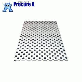 アルインコ アルミ複合板パンチ 3X600X450 アイボリー CG46P-01 ▼784-9800 アルインコ(株) アルミ型材センター