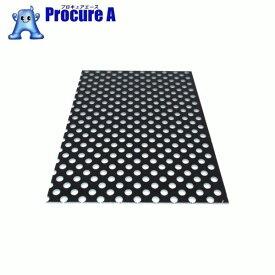アルインコ アルミ複合板パンチ 3X1820X910 ブラック CG91P-11 ▼784-9893 アルインコ(株) アルミ型材センター