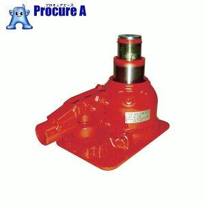 マサダ 二段式油圧ジャッキ(超低床式) HFD-10SK-2 ▼856-2325 (株)マサダ製作所