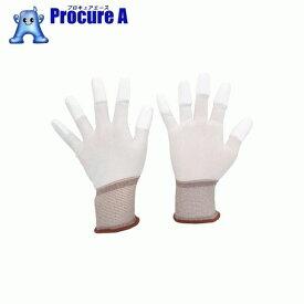 ミドリ安全 品質管理用手袋(指先コート) 10双入 SSサイズ MCG501N-SS ▼821-9586 ミドリ安全(株)