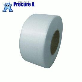 積水 梱包機用PPバンド J−S1タイプ1巻梱包15.5×2500m ナチュラ PP15.5X2500J-S1-K1-N ▼444-3535 積水樹脂(株)