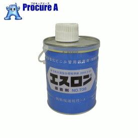 エスロン 接着剤 NO.73S 1Kg S731 ▼401-0299 積水化学工業(株)