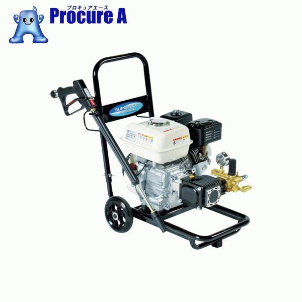 スーパー工業 エンジン式高圧洗浄機SEC−1012−2N SEC-1012-2N ▼834-5579 スーパー工業(株) 【代引決済不可】