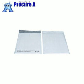 TRUSCO クッション封筒 クラフト紙 190×175mm 10枚入パック TCF-190 ▼818-9477 トラスコ中山(株)