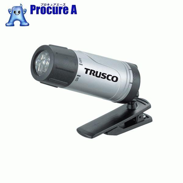 TRUSCO LEDクリップライト 30ルーメン 28.5X103XH65.5 TLC-321N ▼374-5996 トラスコ中山(株)