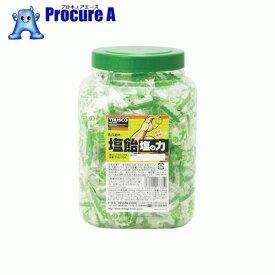 TRUSCO 塩飴 塩の力 750g 青梅味 ボトルタイプ TNU-750 408-7372[1530][APA] トラスコ中山(株)
