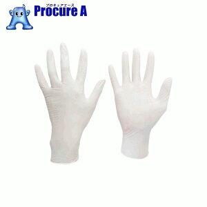 ミドリ安全 【一時受注停止】ニトリル使い捨て手袋 極薄 粉なし 白 LL (100枚入)VERTE711NLL▼388-9076ミドリ安全(株)