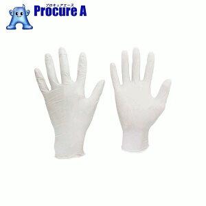 ミドリ安全 【一時受注停止】ニトリル使い捨て手袋 粉なし 白 M (100枚入)VERTE751KM▼819-2605ミドリ安全(株)