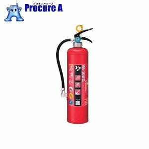 ヤマト ABC粉末消火器(蓄圧式) YA-10XD ▼390-9701 ヤマトプロテック(株)