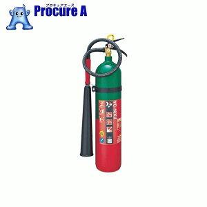 ヤマト 二酸化炭素消火器10型 YC-10X2 ▼453-4786 ヤマトプロテック(株) 【代引決済不可】【送料都度見積】