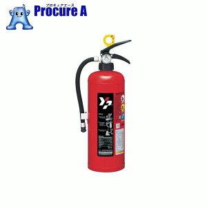 ヤマト 中性強化液消火器4型 YNL-4X ▼792-3619 ヤマトプロテック(株)
