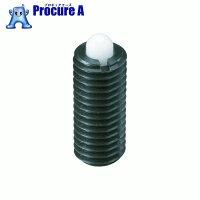 ベンリックスプリングプランジャー(軽荷重用・樹脂ピン)M4ZN4105-9874(株)イマオコーポレーション