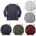 カンタベリー【CANTERBURY】L/S ヘヴィTシャツ 2017FW 特価セール RA47563