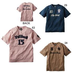 半袖 Tシャツ メンズ カンタベリー canterbury ショートスリーブ ティシャツ ラグビー トレーニング スポーツ ウェア カジュアル セール RA30590