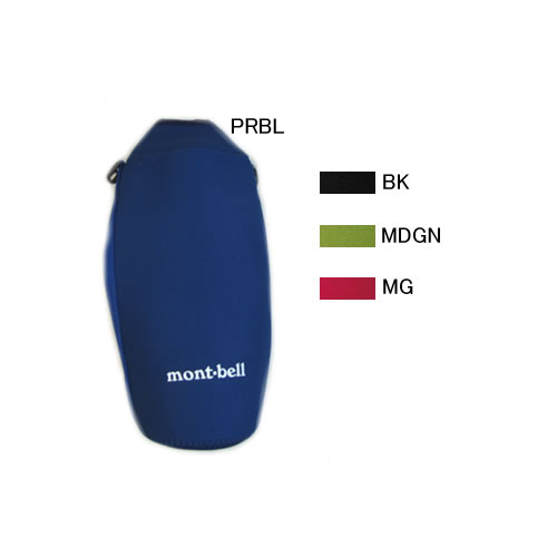 モンベル【mont-bell】ペットボトル用サーモカバー1.0L #1123934