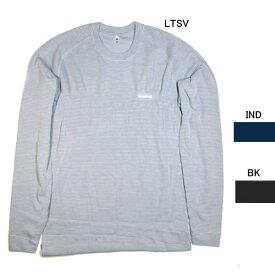 モンベル【mont-bell】男性用ジオラインM.W. ラウンドネックシャツ Men's #1107282