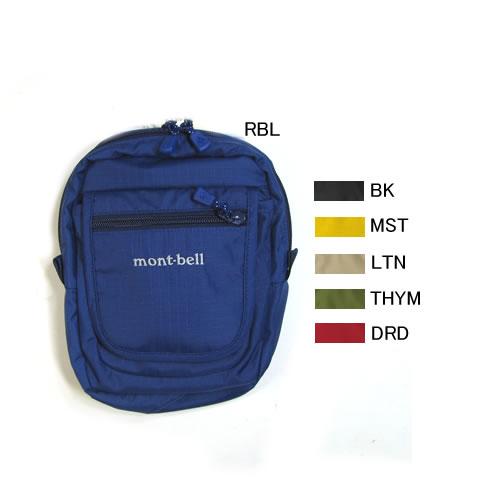 モンベル【mont-bell】トラベルポーチ S #1123891