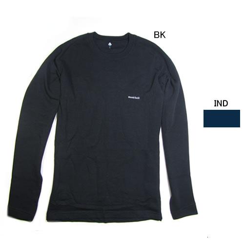 モンベル【mont-bell】ジオラインEXPラウンドネックシャツ Men's #1107518
