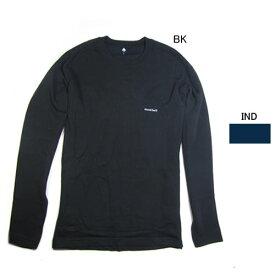 モンベル【mont-bell】男性用ジオラインEXPラウンドネックシャツ Men's #1107518