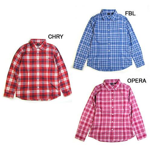 モンベル【mont-bell】Women's WIC.ライト シングルポケット ロングスリーブシャツ #1114281
