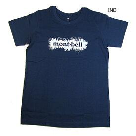 モンベル【mont-bell】ペアスキンコットン T Women's マツムシソウ #2104625
