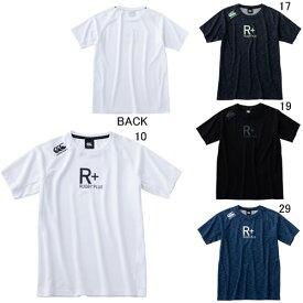 半袖 Tシャツ ビッグ 大きいサイズ メンズ カンタベリー CANTERBURY ショートスリーブ ワークアウトティ ラグビー トレーニング スポーツ カジュアル ウェア RP31036B セール