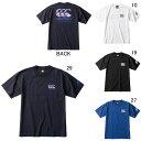 半袖 Tシャツ メンズ カンタベリー canterbury ショートスリーブ ティーシャツ ラグビー トレーニング スポーツ ウェ…
