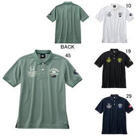 半袖 ポロシャツ カンタベリー canterbury メンズ フレックス クール コントロール ポロ ラグビー ウェア スポーツ カジュアル RA31127 セール