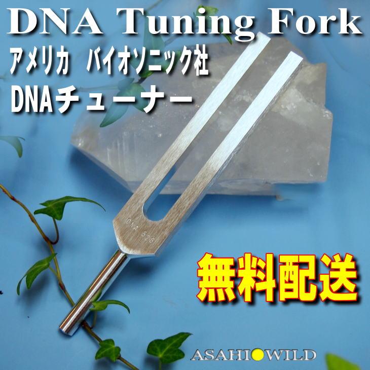 ●DNAチューナーポイント5倍【Biosonics】528hz【ヒーリング】音叉【正規品・高品質】バイオソニックス社アメリカ製 【送料無料】