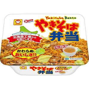 北海道限定 マルちゃん やきそば弁当
