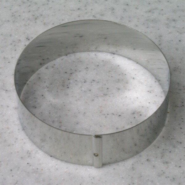 ステンレスセルクル丸 φ85×H25mm