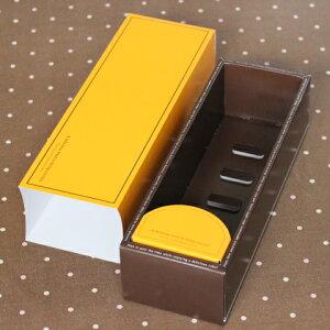 菓子箱 ロングギフトオレンジ 5枚入
