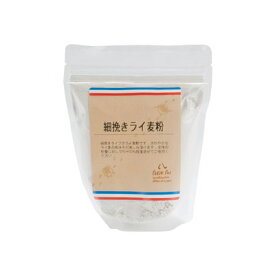 Petit Pas(プティパ) 細挽きライ麦粉 250g 【製菓材料】
