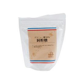Petit Pas(プティパ) 純粉糖(グラニュー糖100%) 250g 【製菓材料】