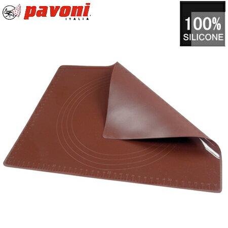 Pavoni(パヴォーニ) シリコンマット380 ブラウン